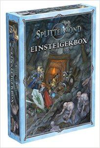 Splittermond Einsteigerbox: Aufbruch ins Abenteuer