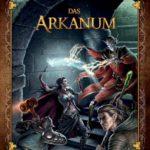 Das Midgard 5-Arkanum inspirierte gleich zwei Versuche, für die es aber leider keine Preise gab: