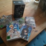 Ein fettes Paket von Anime/Manga DVDs, die wir dank Dirk verschenken konnten.