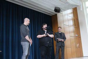 Deutscher Rollenspielpreis 2015 - Verleihung Splittermond