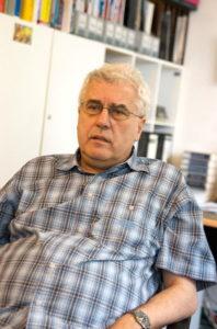 Werner Fuchs. Foto von Konrad Lischka.