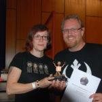 Judith und Christian Vogt mit DRP