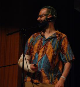 Laudator Christian Buggedei